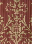 Classic Silks 3 Wallpaper CS27362 By Norwall For Galerie